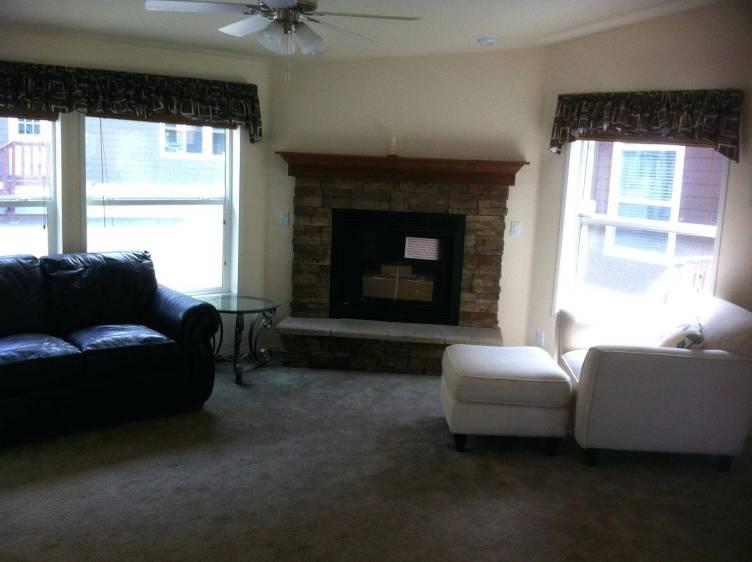 Wondrous corner fireplace christmas decor #cornerfireplaceideas #livingroomfireplace #cornerfireplace