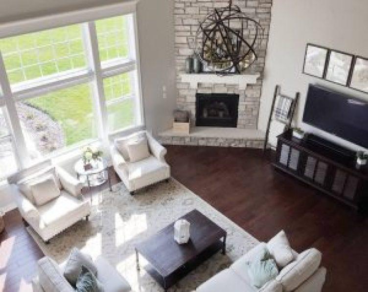 Delight fireplace screens #cornerfireplaceideas #livingroomfireplace #cornerfireplace