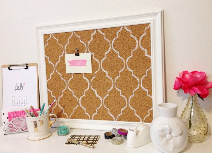 Astonishing bulletin board #corkboardideas #bulletinboardideas #walldecor