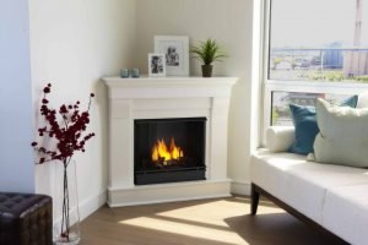 Unbeatable corner fireplace ideas #cornerfireplaceideas #livingroomfireplace #cornerfireplace