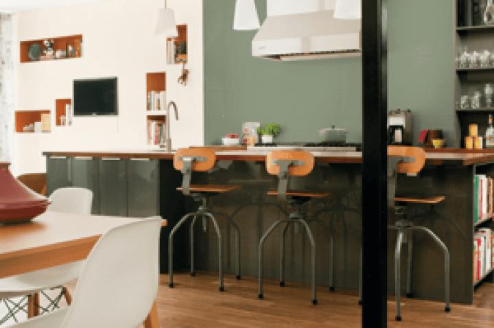 Awesome kitchen interior colour #kitchenpaintideas #kitchencolors #kitchendecor #kitcheninspiration
