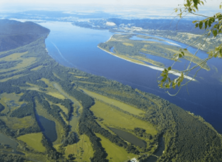 facts of the longest river in thr world