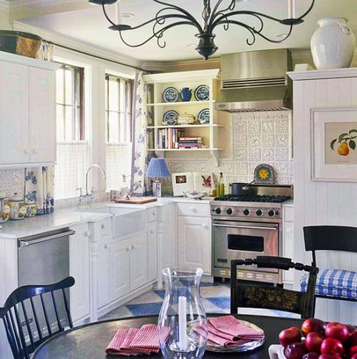 Latest small kitchen remodel cost #smallkitchenremodel #smallkitchenideas