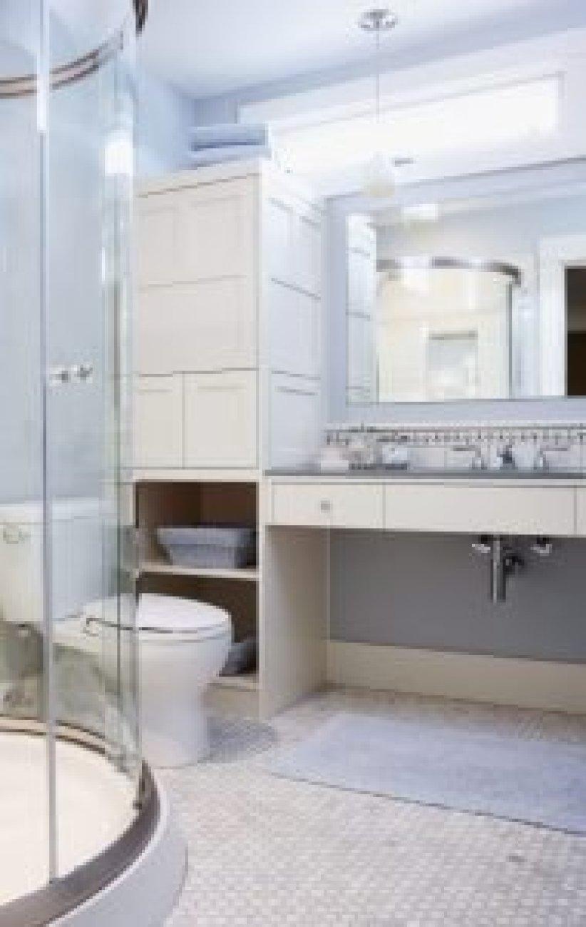 Cool bathroom floor tile ideas for small bathrooms #bathroomtileideas #bathroomtileremodel