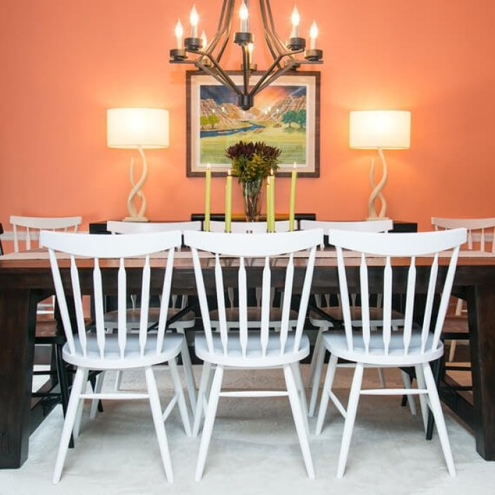 Awesome blue formal dining room #diningroompaintcolors #diningroompaintideas