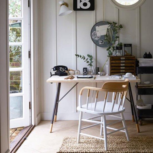 Popular modern home office #homeofficedesign #homeofficeideas #officedesignideas