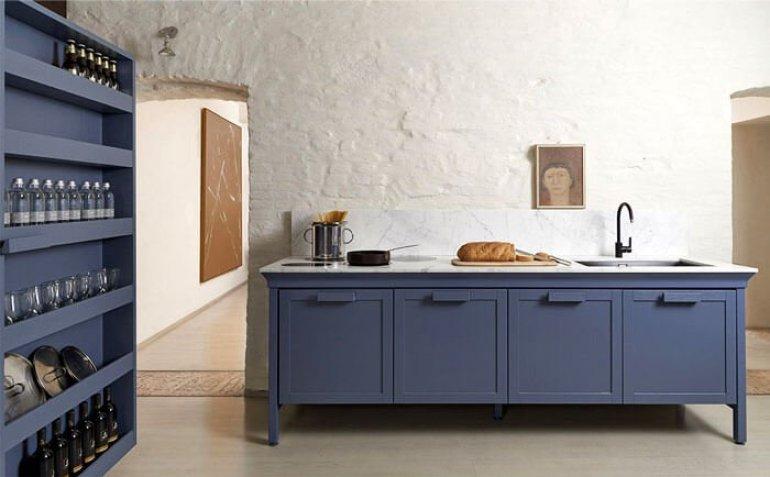 Wonderful scandinavian interior design #kitcheninteriordesign #kitchendesigntrends