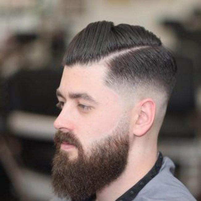 Wonderful trimming your beard #beardstyles #beardstylemen #haircut #menstyle