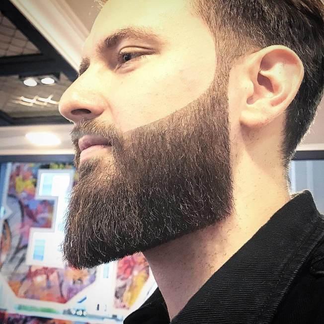 Wondrous different types of beards #beardstyles #beardstylemen #haircut #menstyle