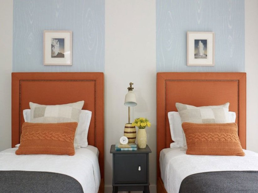 Eye-opening bedroom paint ideas with accent wall #bedroom #paint #color