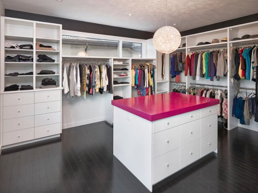 Unleash closet storage systems #walkinclosetdesign #closetorganization #bedroomcloset