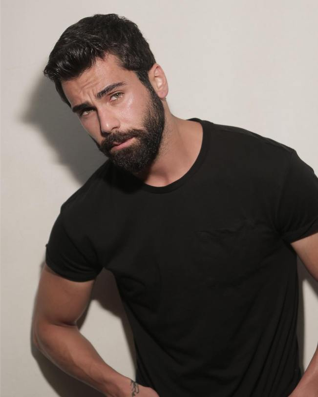 Miraculous mens short haircuts with beards #beardstyles #beardstylemen #haircut #menstyle