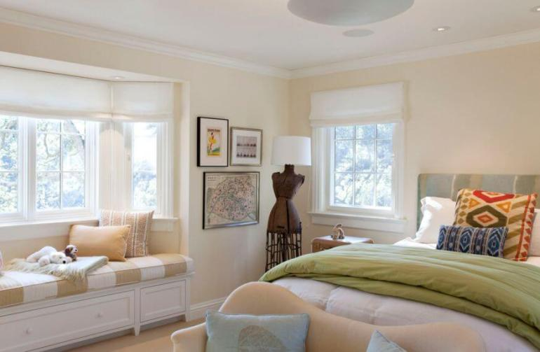 Gorgeous house interior paint ideas #bedroom #paint #color