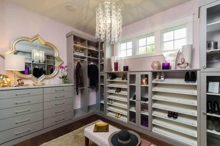 Astonishing closet organization tips #walkinclosetdesign #closetorganization #bedroomcloset