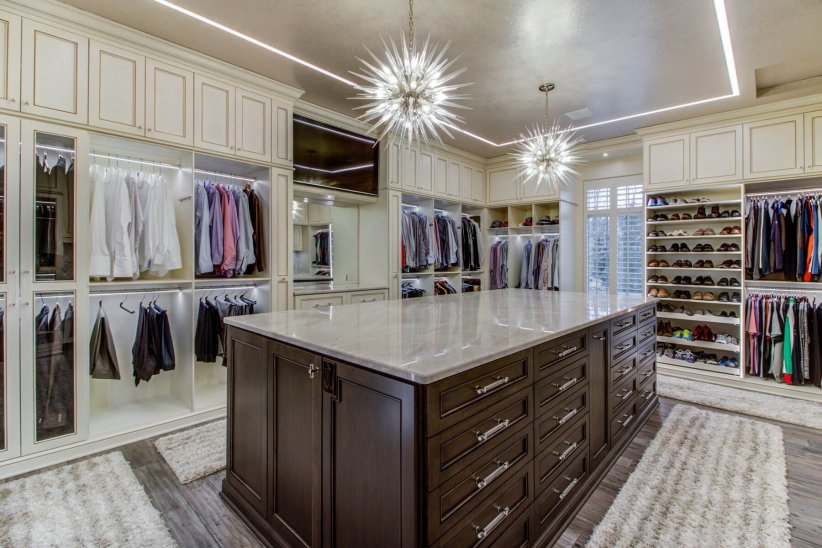 Miraculous build closet organizer #walkinclosetdesign #closetorganization #bedroomcloset