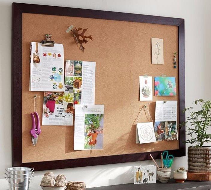 Staggering board designs ideas #corkboardideas #bulletinboardideas #walldecor