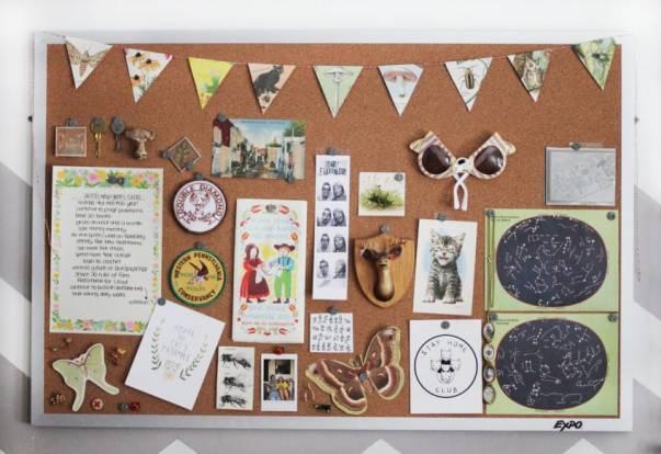 Extraordinary unique cork board ideas #corkboardideas #bulletinboardideas #walldecor