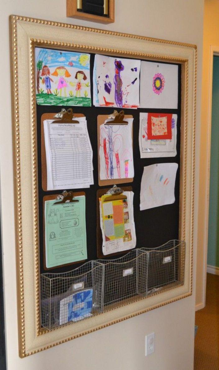 Unbeatable march bulletin board ideas #corkboardideas #bulletinboardideas #walldecor