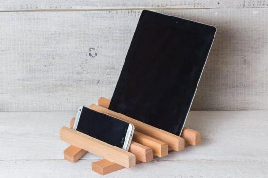 Wonderful diy phone charger holder #diyphonestandideas #phoneholderideas #iphonestand