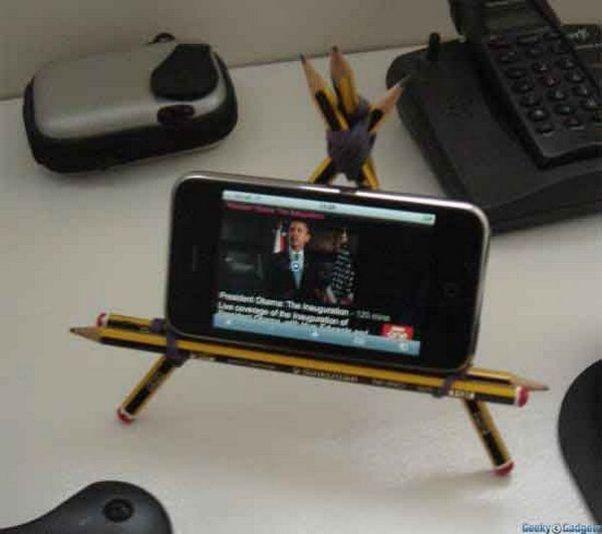 Unforgettable diy mobile holder for car #diyphonestandideas #phoneholderideas #iphonestand