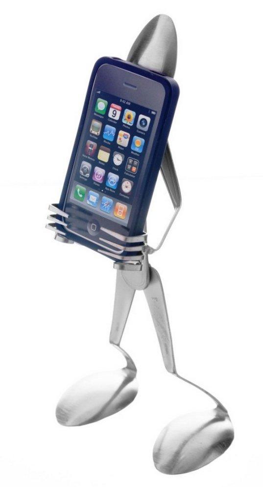 Staggering diy cell phone holder for desk #diyphonestandideas #phoneholderideas #iphonestand