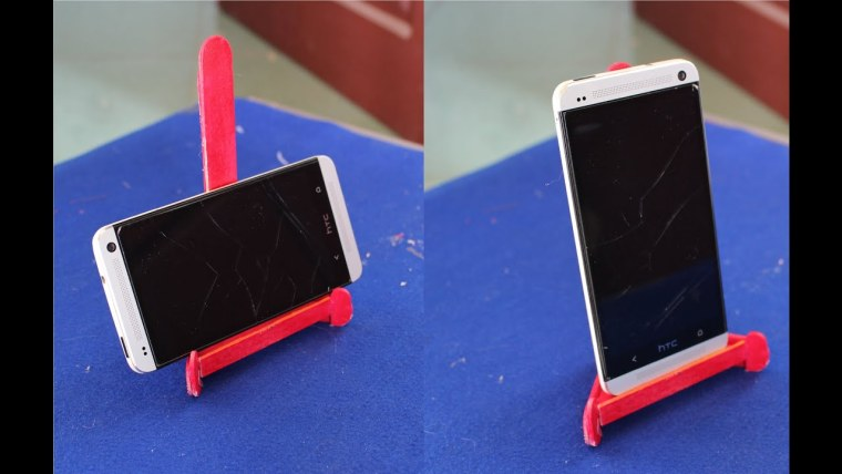 Miraculous iphone stand for desk #diyphonestandideas #phoneholderideas #iphonestand