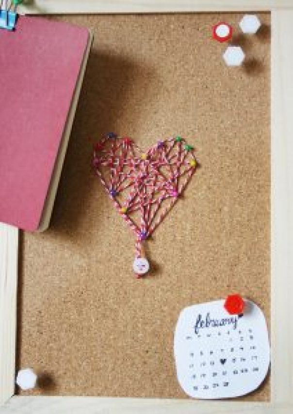 Remarkable cork board collage ideas #corkboardideas #bulletinboardideas #walldecor