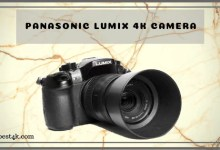 Panasonic LUMIX 4K camera