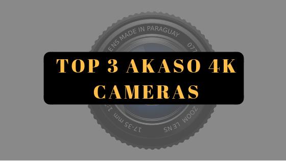 certificate of 1 - Top 3 Akaso 4k cameras [October 2018]