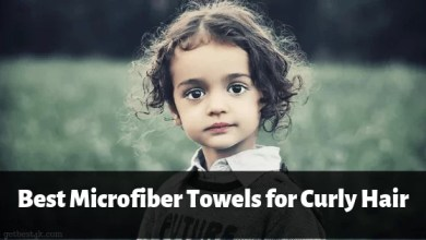 Best Microfiber Towels for Curly Hair