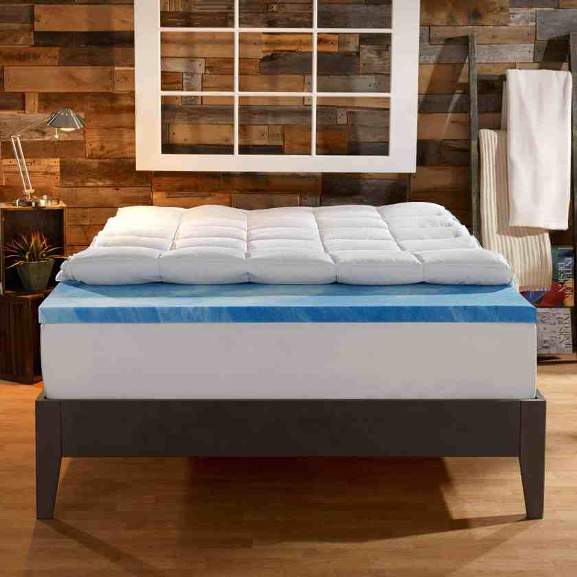 Overview: This Sleep Innovations Mattress Topper is a premium product at a great price manufactured by one of the most reliable manufacturers in the industry.