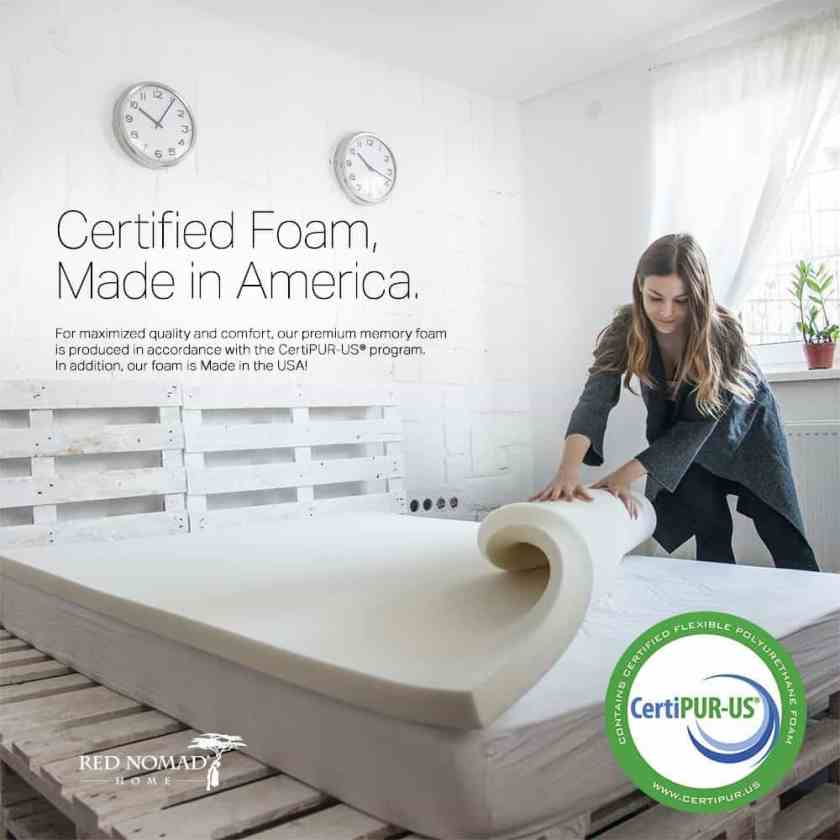 Ultra Premium Visco Elastic Memory Foam Mattress