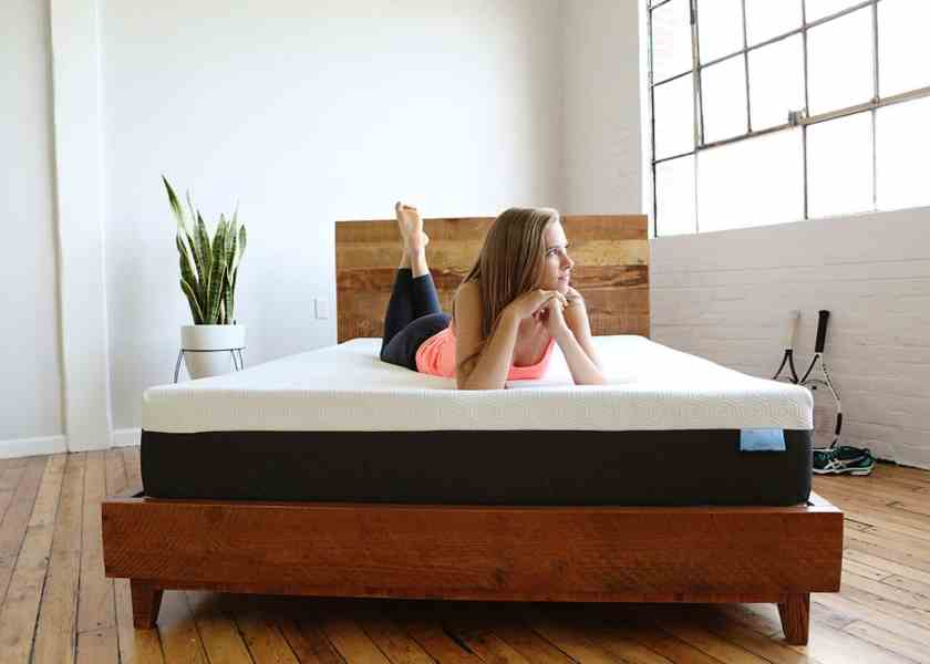 Bear mattress best for athlete and bad back