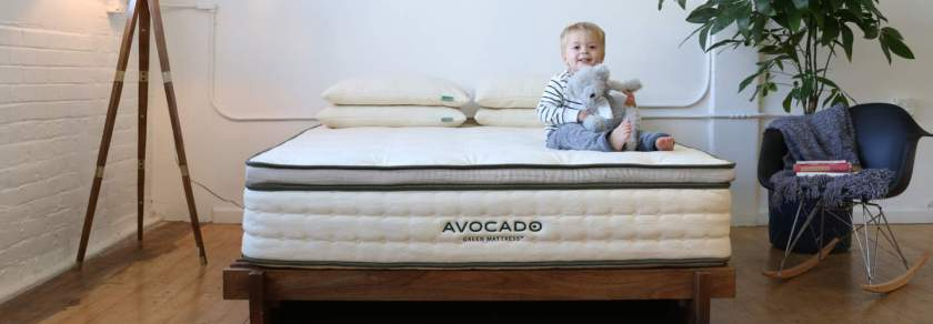 Avocado Gwen is the best organic latex foam mattress