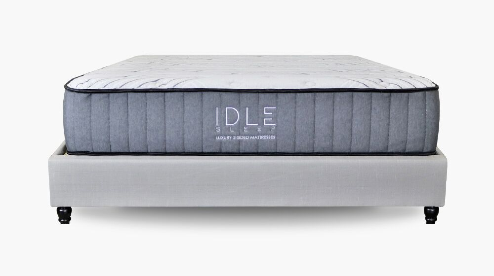 Idle Sleep Dual Feel Mattress Review(12″)