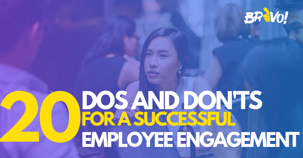 employee engagement rewards cuccess reputation