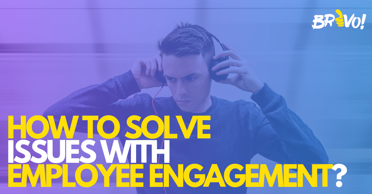 employee rewards engagement motivation problems resolution