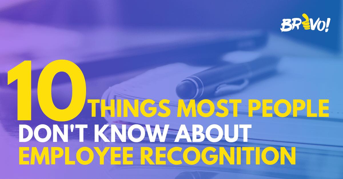 employee rewards facts