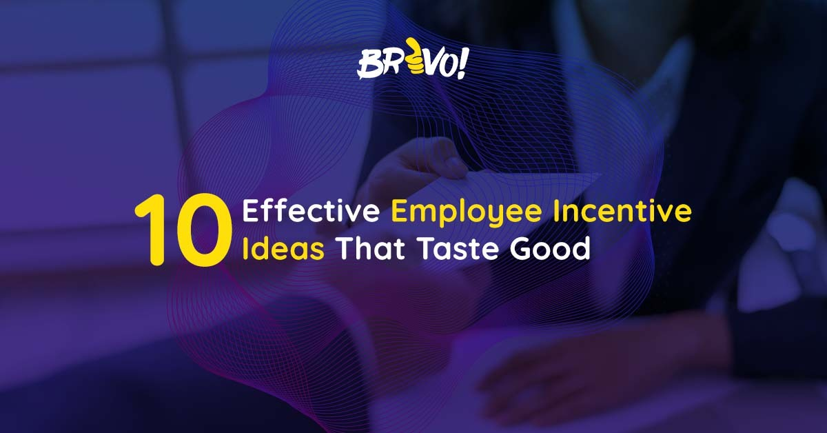 10 Effective Employee Incentive Ideas That Taste Good