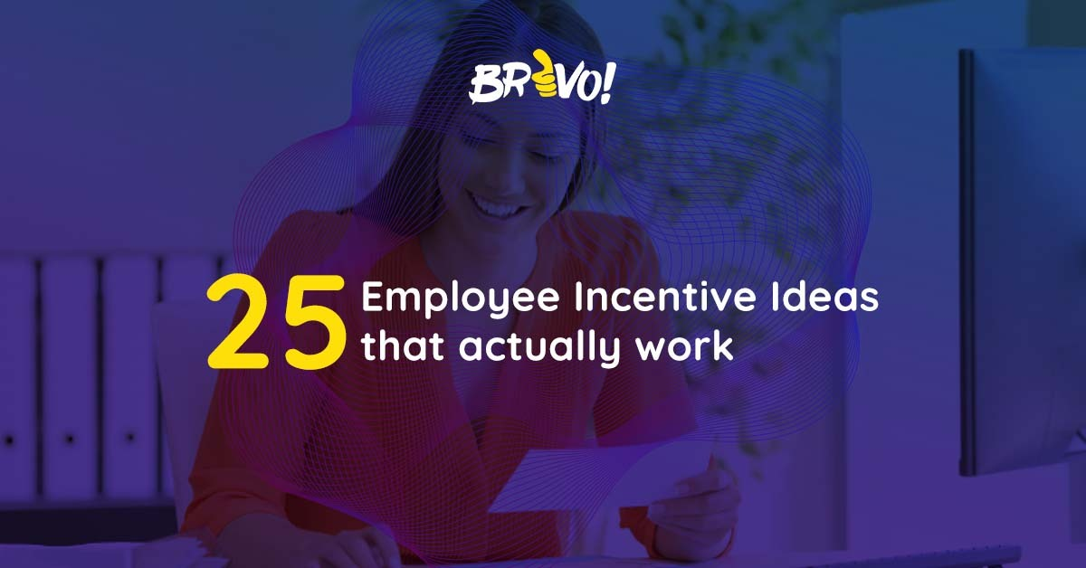 25 Employee Incentive Ideas That Actually Work