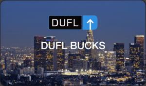 Dufl bucks