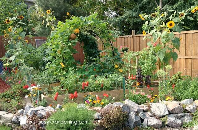 Planning My Garden Layout