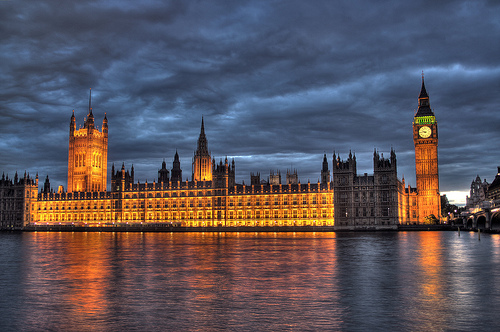 British Parliament and Big Ben