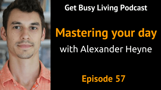GBL 057: Lose Weight and Live Better Through Tiny Habits with Alexander Heyne