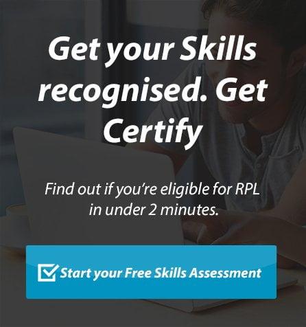 RPL Certificate