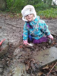 So many wonderful things to make with mud