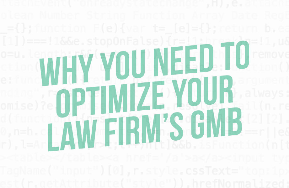 how to optimize gmb