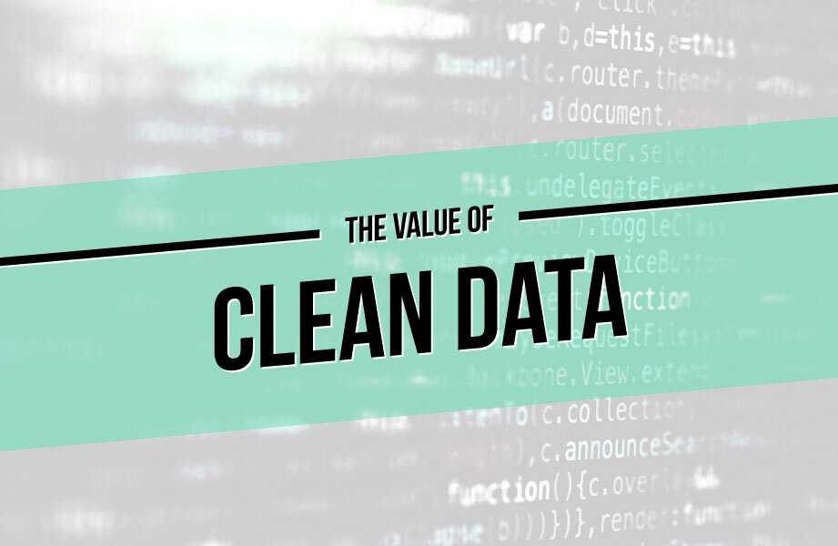law firm clean data