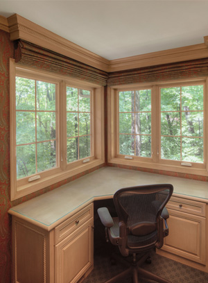 how to clean outside of casement windows