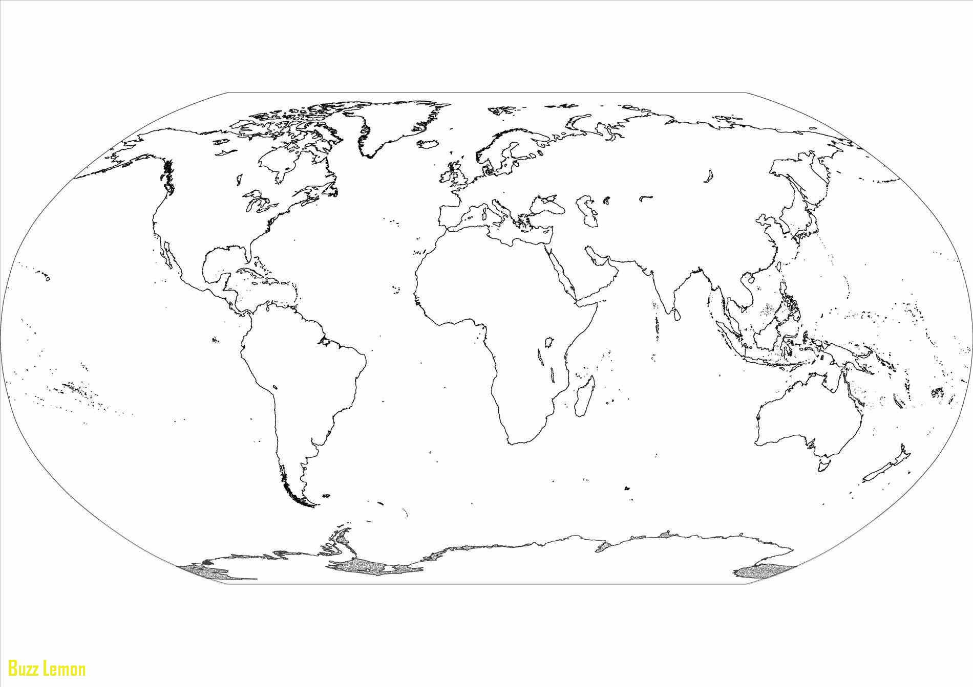 7 Continents Coloring Page At Getcolorings